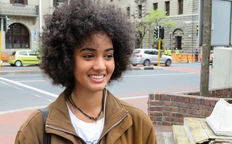 Decrying Hair Rule, South African Students Demand To Be 'Naturally Who We Are'