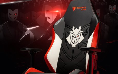 G2 Esports finds gaming chair partner in Secretlab
