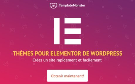 Wordpress Elementor Page Builder MarketPlace | TemplateMonster