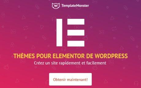 Wordpress Elementor Page Builder MarketPlace | TemplateMonster