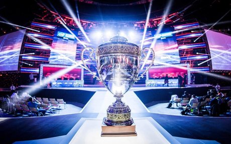 The Rise Of Esports: The Growth, The Health Risks, And All That Sweet Prize Money