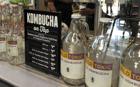 13 Places to Get Kombucha on Tap Around Philadelphia