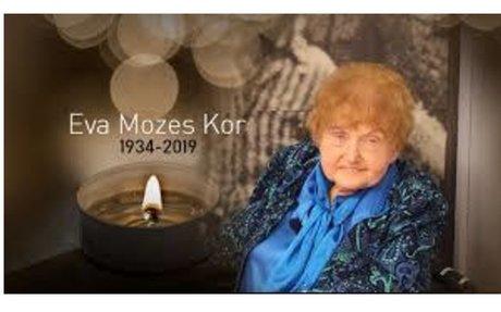 """How Eva Kor exemplifies Anne Frank's belief that """"despite ..."""