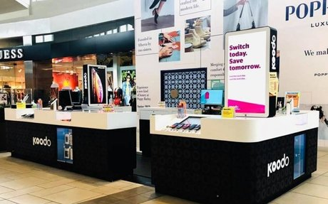 Retailers Embrace Kiosks Amid Retail Real Estate Shift