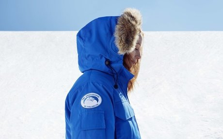 BRAND HIGHLIGHT // Canada Goose Banks on Interactive Pop-Up