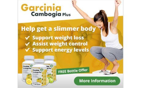 Garcinia Cambogia Plus Official Site | Natural Weight Loss Supplement