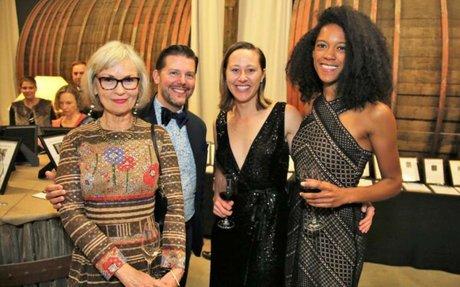 Oscars Red Carpet Evening fundraiser in Healdsburg