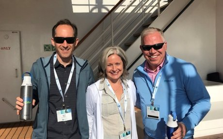 Searching for Solutions at the Ocean Plastics Leadership Summit - Good Growth Blog | Th...