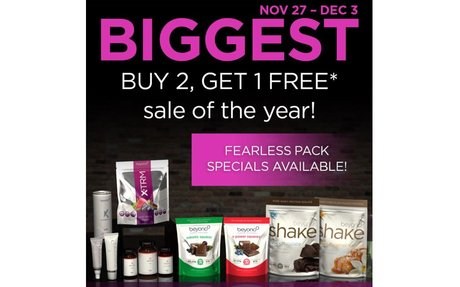 The BIGGEST SALE of the Year!