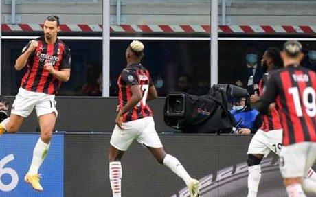 Veelbesproken Ibrahimovic zet wereld op zijn kop in Milaan