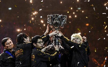Chinese team wins League of Legends World Championship final - SupChina