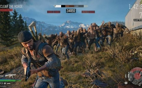 Days Gone Expert Clears Entire Horde without Firing a Single Shot