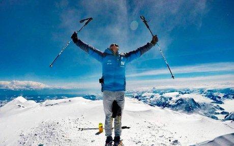 Karl Egloff explose le record de Kilian Jornet sur le Denali - Alpinisme