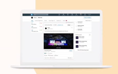 LinkedIn Updates Events And Adds New Video Meeting Features #LinkedInUpdates