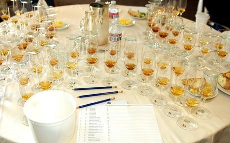 Inside Story: Best Bourbon, San Francisco World Spirits Competition