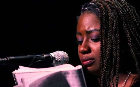 """2015 - 19th Annual Youth Speaks Grand Slam - """"Force (Recipe for Rape)"""" by Ajali"""
