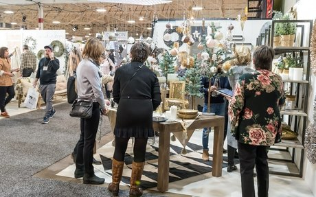 Experience the evolution of retail at the redesigned Toronto Gift + Home Market