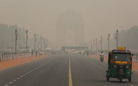 How air pollution has become a big factor in Indians' decision to work in Delhi