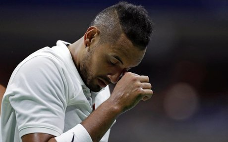 US Open: Nick Kyrgios blames stadium lights, too much video gaming, for his exit