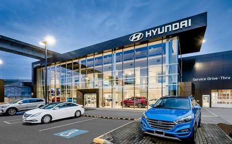 Hyundai Only Automaker in Canada to Outperform Declining Auto Retail Industry