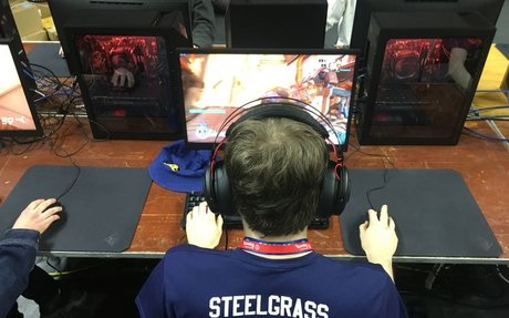 Video games are changing the face of college sports. Could your kid win a scholarship?