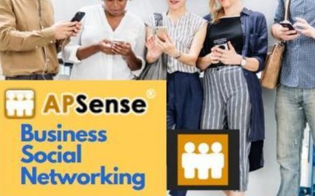 APSense business social network can be your most powerful advertising and branding tool...
