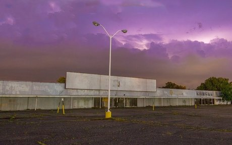 RETAIL // UK's Retail Parks Were Once The Future. Now They Look Like Relics Of The Past.