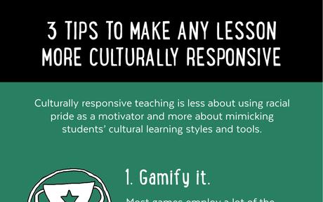 3 Tips to Make Any Lesson More Culturally Responsive | Cult of Pedagogy