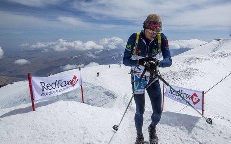 Montañista ecuatoriano Karl Egloff estableció récord mundial de ascenso y descenso en e...