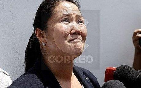 Keiko Fujimori: Poder Judicial reduce de 36 a 18 meses prisión preventiva