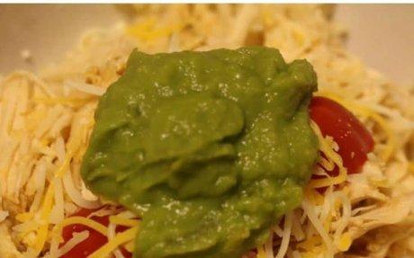 Salsa Chicken Bowls Recipe | Yummly