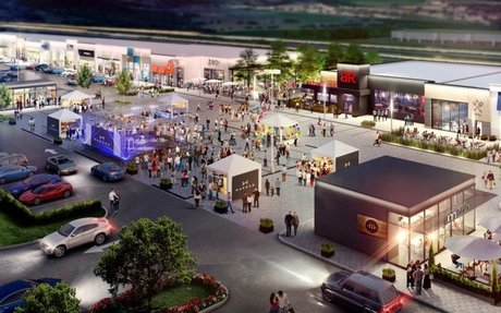Montreal West Island 'Les Avenues Vaudreuil' Mega Retail Project Set to Expand