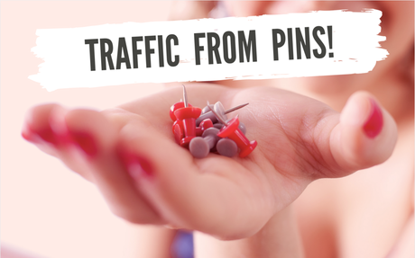 How to Get Mad Etsy Traffic Using ONLY Pinterest