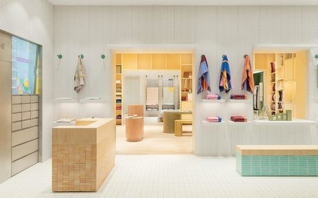 DESIGN // A Textile Retailer In China Recreates A Maker's Studio