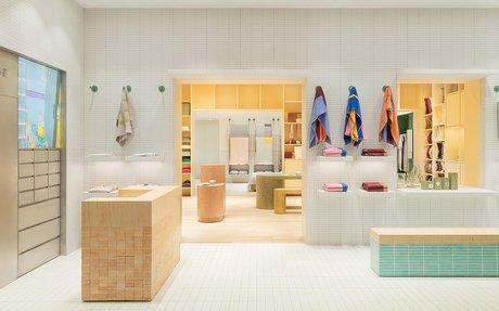 DESIGN // A Textile Retailer In China Recreates A Maker's Studio