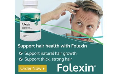 Folexin Official Store | Natural Support for Hair Growth