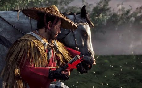 Don't Worry, Your Horse Can't Die in Ghost of Tsushima