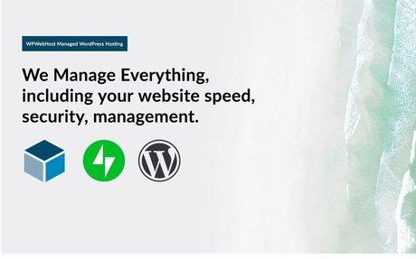 Managed WordPress Hosting for Bloggers & Web Designers | WPWebHost