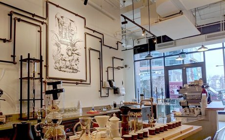 Sweet Science Coffee Re-Enters the Ring in Washington DC