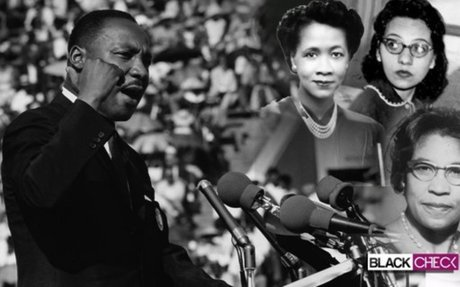 The Women Who Strengthened The Dream   Martin Luther King Jr. Day