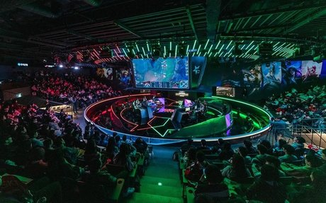 Esports venues emerging as attractions for foreign tourists