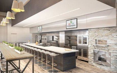 Conagra Brands announces plan to build innovation center in Chicago