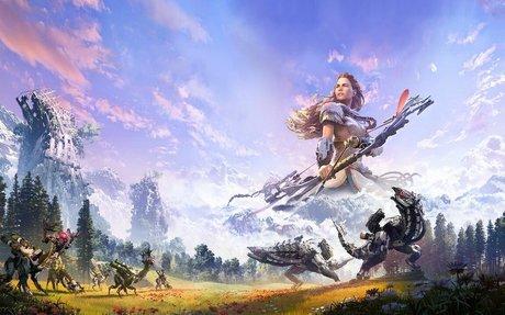 Horizon Zero Dawn Sequel Targeting 'Industry-Benchmark Graphics' on PS5