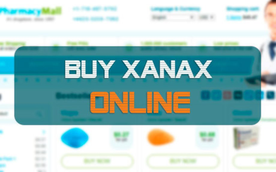 The best place to buy Xanax online and not make mistakes