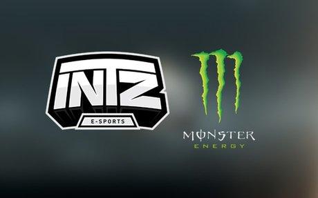 Brazilian Team INTZ Partners With Monster Energy