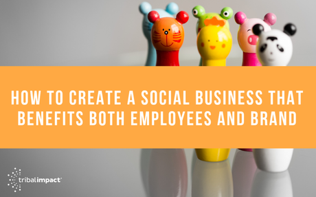 Creating Social Business That Benefits Employees and Brand #EmployeeAdvocacy