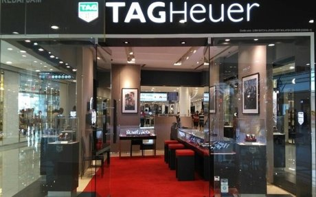 Luxury Brand 'TAG Heuer' to Open 1st Standalone Corporate Store in Canada