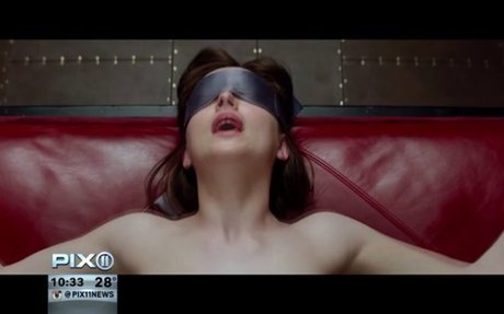 'Fifty Shades of Grey' makes its way into Target, onto Broadway
