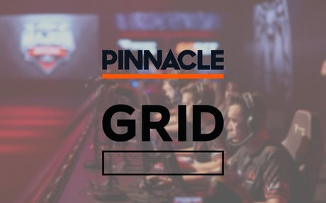 Pinnacle bets on GRID as esports data partner