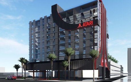 Atari is building gaming hotels with the producer of the Teenage Mutant Ninja Turtles f...